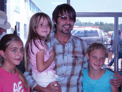 jeff and girls