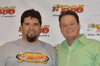 Joe with Joe Diffie